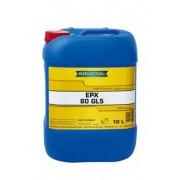 Ravenol EPX SAE 80 GL 5, vaihteistoöljy, 10L