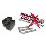 3 BLOCK & U-BOLT KIT
