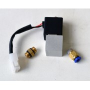 AIR LOCKER SOLENOID VALVE