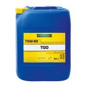 RAVENOL TGO SAE 75W90, 20L, semi-synteettinen vaihteistoöljy