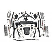 "4"" Jeep WJ Longarm suspension lift kit"