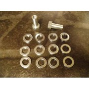 prop shaft central bearing adjustment kit