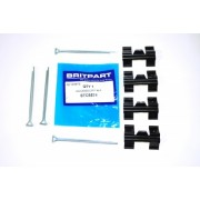 Brake Pad Fitting Kit Rear For SFP000270