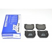 Brake Pads Rear XD, Defender 110/130
