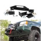 Jeep ZJ Winch mount