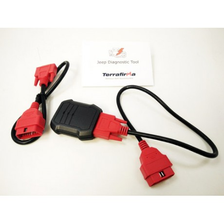 TF DIAGNOSTIC TOOL ALL JEEP MODELS OBD1 - 4X4 Parts