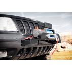 Jeep WJ Winch mount