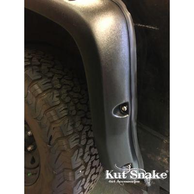 Toyota Pickup Parts >> Kut Snake Fender Flare
