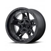 KMC XD827 RS3 17X9 BLACK