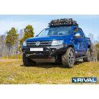 RIVAL AL FRONT BUMPER FOR VW AMAROK