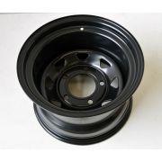 HD Steel Wheel 10x16 ET-44 Black 5x6.5