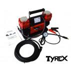 Portable Aircompressor Twin Motor 300L/Min