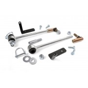 JEEP FRONT SWAY-BAR DISCONNECTS (2.5IN)