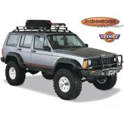 XJ Bushwacker Cut out 5""