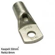Kaapelikenkä puristettava 50mm² -8