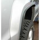 Volkswagen Amarock lokasuojan levike 2cm