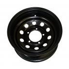 MODULAR HD STEEL WHEEL ET -30 7X15 BLACK