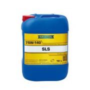 Ravenol SLS SAE 75W140 API GL5, Synteettinen vaihteisto- ja peräöljy, 10L