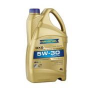 Ravenol DXG SAE 5W30, täyssynteettinen moottoriöljy, 4L