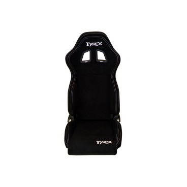 TYREX SPORTS SEAT BLACK FABRIC