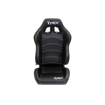 TYREX SPORT SEAT LEATHER TOTAL BLACK