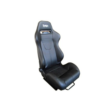 TYREX SPORT SEAT COMFORT LEATHER TOTAL BLACK