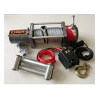 TYREX WINCH SILVER 12500LB 2 SPEED