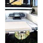 INTERNAL REAR WINCH CARRIER FOR DEFENDER 90